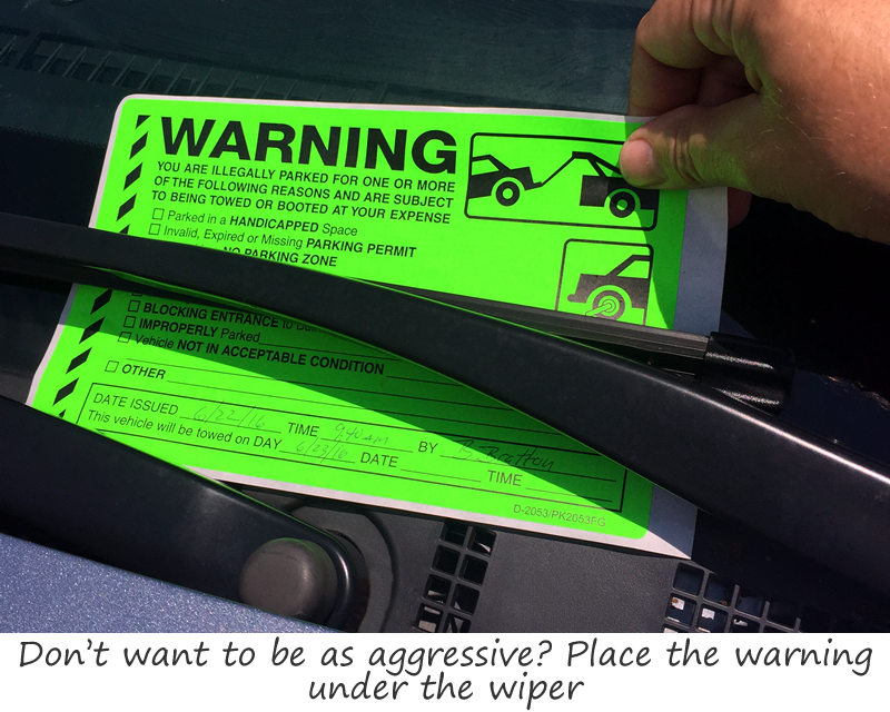 Parking Permits For Cars For Medford Oregon