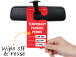 Resuable Plastic Tags