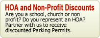 Non-Profits for My Parking Permit