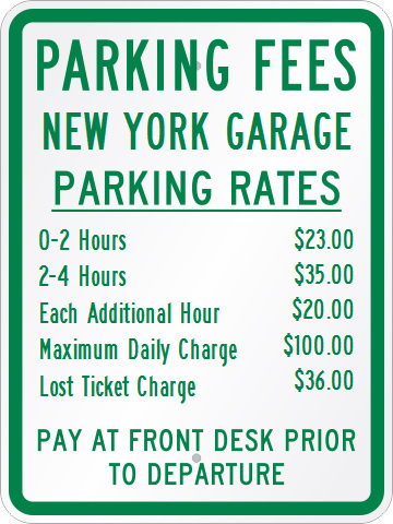 Nyc parking discount coupons