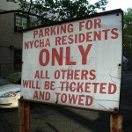 NYCHA partner mismanages parking enforcement