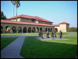 Stanford grounds