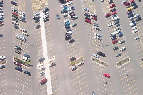 Denver parking lot