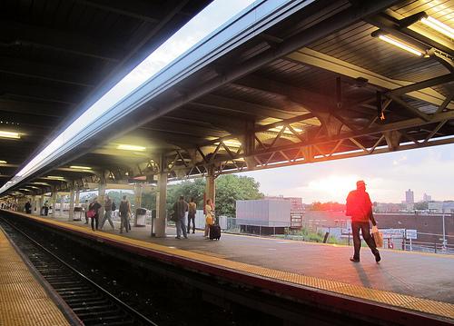 Rockville Centre LIRR station
