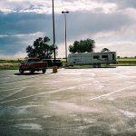 Living in Google's parking lot