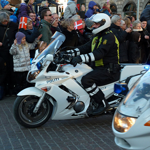 Reporting bias means Danish police are underreporting crash casualties. Image from Jens Rost.